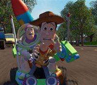 El conductor de un camión recrea esta famosa escena de 'Toy Story'