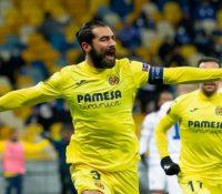 El Villarreal se impone con autoridad en Kiev