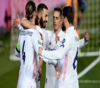 El Madrid deslumbra en el Di Stéfano