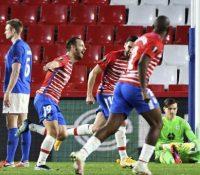 El Granada sigue sorprendiendo a Europa