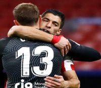 Oblak mantiene con vida al Atlético