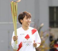 La antorcha olímpica comienza su relevo para los JJOO de Tokio