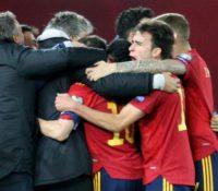 Dani Olmo rescata a España 'in extremis'