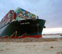 'Ever Given Everywhere': la nueva web que permite encallar al barco en cualquier parte del mundo