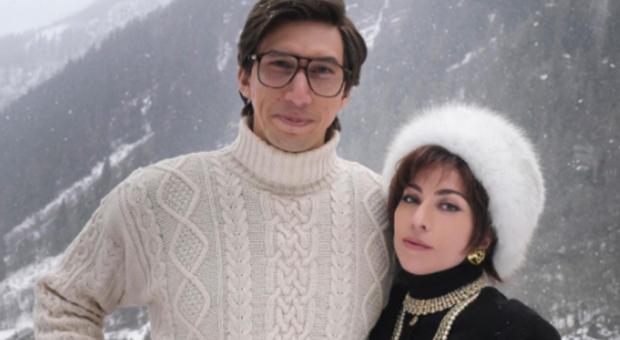 'House of Gucci': La nueva película protagonizada por Lady Gaga y Adam Driver