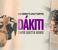 David Guetta se pasa al reggaeton con su remix al 'Dakiti' de Bad Bunny y Jhay Cortez
