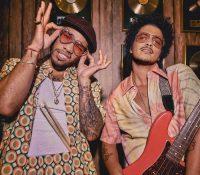 Bruno Mars y Anderson .Paak dan la bienvenida a su unión Silk Sonic