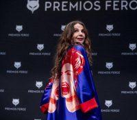 Victoria Abril recogerá su Premio Feroz de Honor sola y sin mascarilla