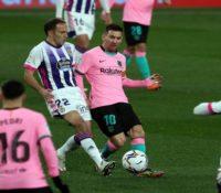 El Barça recibe al Valladolid con el liderato a tiro