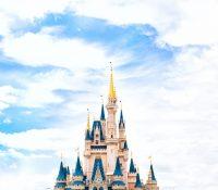 Le intenta pedir matrimonio varias veces en Disney World pero ella sale huyendo