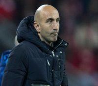 Abelardo, destituido como entrenador del Alavés