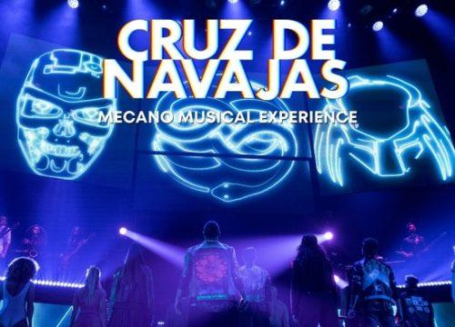 'Cruz de Navajas: Mecano Musical Experience' en IFEMA