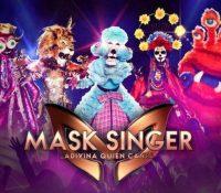Chenoa será investigadora invitada por un día en la segunda edición de 'Mask Singer'