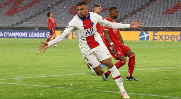 Mbappé incendia el Allianz Arena