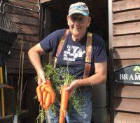 El agricultor de hortalizas gigantes que se ha convertido en la nueva imagen de Gucci