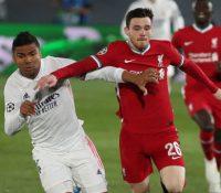 El Madrid no quiere sorpresas en Anfield