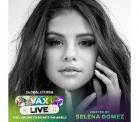 """""""Vax Live: The Concert to Reunite the World"""" contará con artistas como Jennifer Lopez o Selena Gomez"""