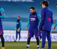 El Barça viaja con todo a Sevilla