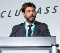 Agnelli abandona la presidencia del ECA