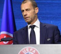 Ceferin amenaza al Madrid con echarle de la Champions