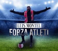 Luis Montel, el artista que hay detrás del nuevo himno del Atleti