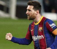 Messi desmonta a un combativo Getafe