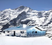 Mirage Gstaad, la casa suiza que causa furor entre los turistas