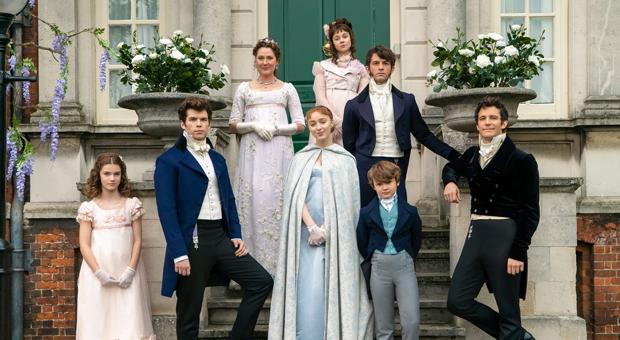 Estos son los cinco nuevos personajes que llegarán en la segunda temporada de 'Los Bridgerton'