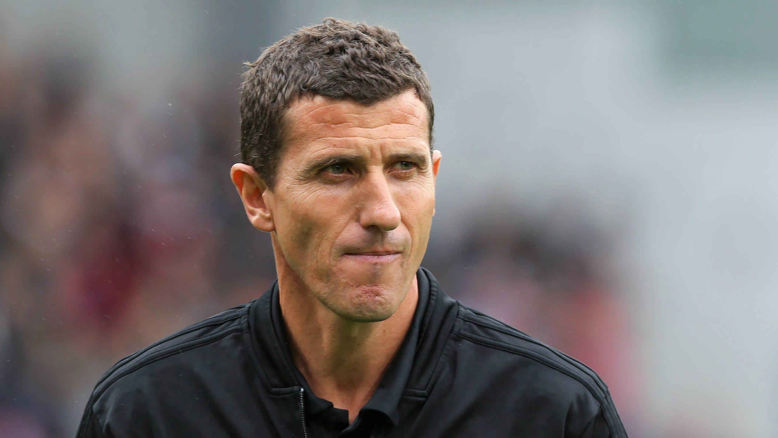 El Valencia destituye a Javi Gracia como entrenador