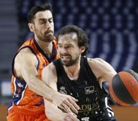 El Valencia Basket acaba con la racha del Madrid