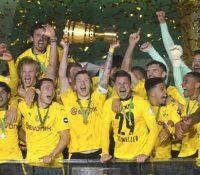 El Borussia Dortmund, nuevo campeón de la Copa de Alemania