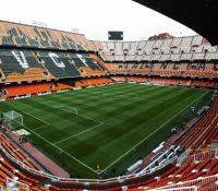 5.000 aficionados podrán asistir al Valencia-Eibar