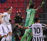 La Juventus se mete en la Champions in extremis