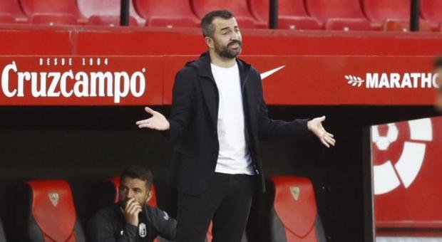 Diego Martínez deja de ser entrenador del Granada