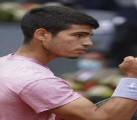 Carlos Alcaraz entre los grandes del tenis mundial