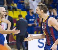 Barça campeón Liga Endesa por la vía rápida