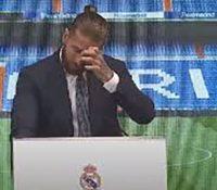 Sergio Ramos no ve claro su futuro