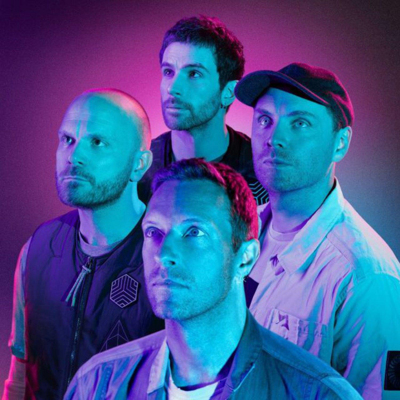 Coldplay desvela el título de su noveno álbum: Music Of The Spheres