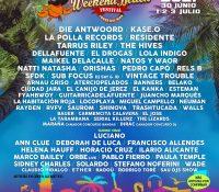 El Weekend Beach Festival cancela su edición por segundo año consecutivo