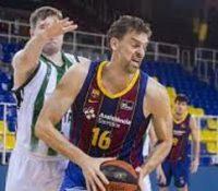 El Barça se reconcilia con el basket