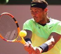 Nadal cumple en su debut en Roland Garros