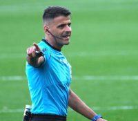 Gil Manzano arbitrará en la Copa América 2021