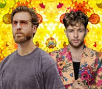 Calvin Harris presenta 'By Your Side' junto a Tom Grennan