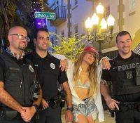 Rauw Alejandro y Jennifer Lopez han sido sorprendidos grabando un videoclip en Miami