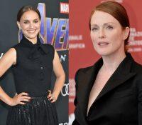Natalie Portman y Julianne Moore fichan para la nueva película de Todd Haynes
