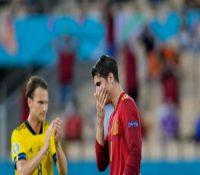 La falta de gol amarga a España