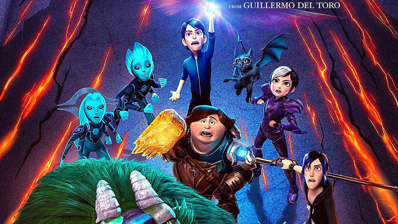 Guillermo del Toro presenta el tráiler de 'Trollhunters: El Despertar de los Titanes'