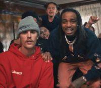 Justin Bieber colabora con Migos en 'What You See'