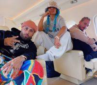 J Balvin, Nicky Jam y Karol G se unen al remix de 'Poblado'