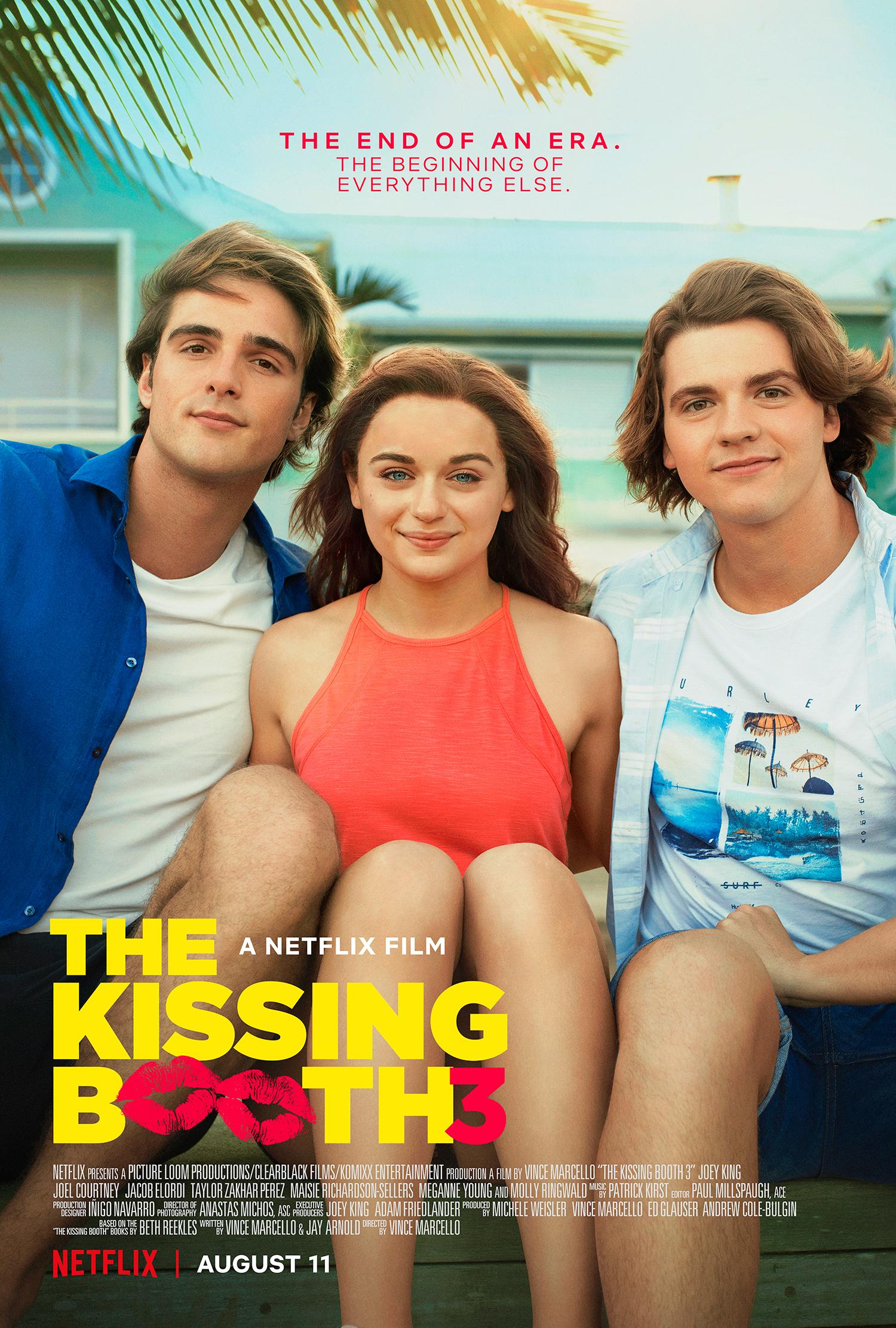 Ya está disponible el tráiler de 'Mi primer beso 3' de Netflix